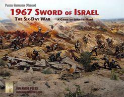 Panzer Grenadier (Modern): 1967 – Sword of Israel