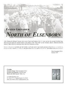 Panzer Grenadier: North of Elsenborn