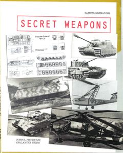 Panzer Grenadier: Secret Weapons