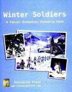 Panzer Grenadier: Winter Soldiers
