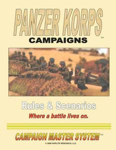 Panzer Korps Campaigns