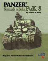 Panzer PaK 3: Normandy to Berlin