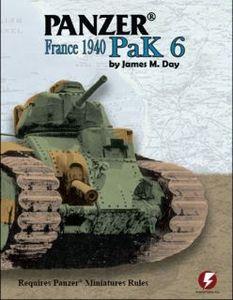 Panzer PaK 6: France 1940