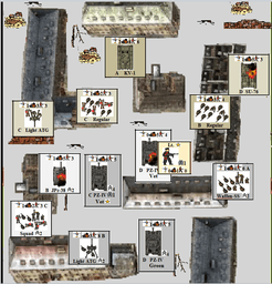 Panzer Platoon: East Front – A Solitaire Game of WWII Armored Combat on the Russian Front.