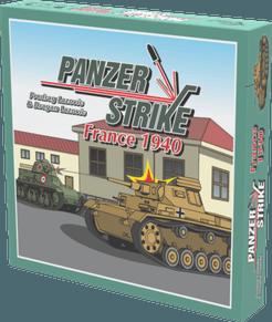 Panzer Strike: France 1940
