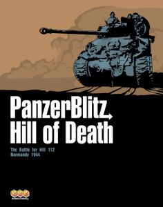 PanzerBlitz: Hill of Death – The Battle for Hill 112, Normandy 1944