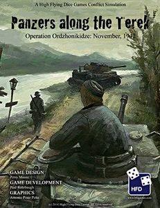 Panzers Along the Terek