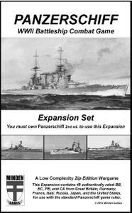 Panzerschiff: Expansion Set