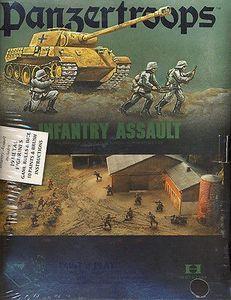Panzertroops Infantry Assault set