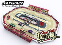 Papecarz: The Papercraft Racing Board Game