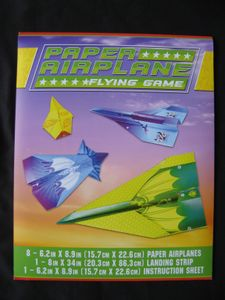 Paper Airplane Flying Game