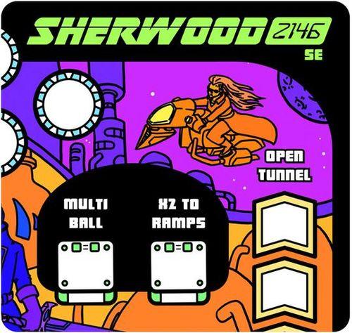 Paper Pinball: Sherwood 2146
