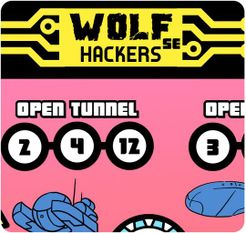 Paper Pinball: Wolf Hackers
