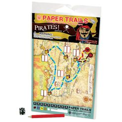 Paper Trails: Pirates!