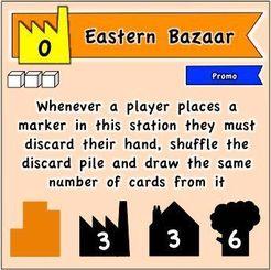 Paperclip Railways: Eastern Bazaar