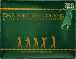 Par Fore The Course
