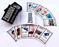 Paradox: The time travel card game