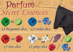 Parfum: Secret Essences