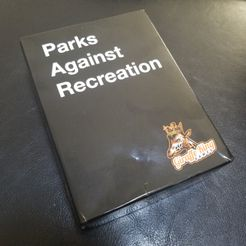 Parks Against Recreation