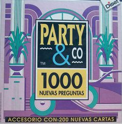 Party & Co Expansion