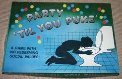 Party 'Til You Puke