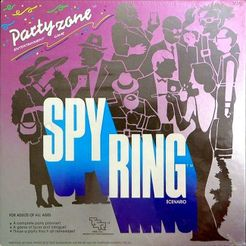 Partyzone: Spy Ring