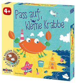 Pass auf, kleine Krabbe