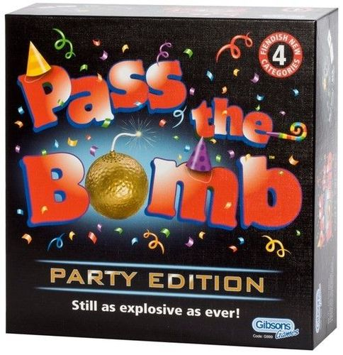 Pass the Bomb: Party Edition