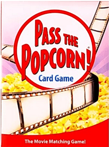 Pass the  Popcorn Card Game