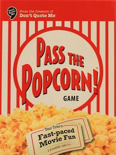 Pass the Popcorn! Game