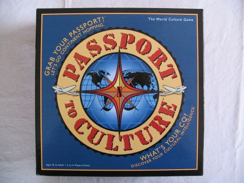 Passport to Culture