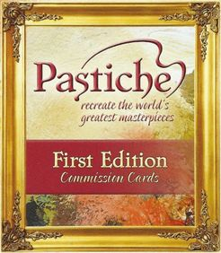 Pastiche: First Edition Commission Cards