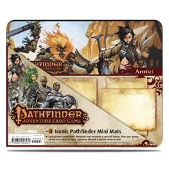 Pathfinder Adventure Card Game: Character Mats