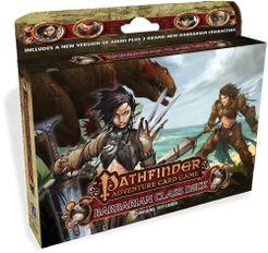 Pathfinder Adventure Card Game: Class Deck – Barbarian