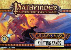 Pathfinder Adventure Card Game: Mummy's Mask – Adventure Deck 3: Shifting Sands