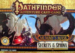 Pathfinder Adventure Card Game: Mummy's Mask – Adventure Deck 4: Secrets of the Sphinx