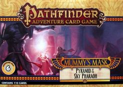 Pathfinder Adventure Card Game: Mummy's Mask – Adventure Deck 6: Pyramid of the Sky Pharaoh