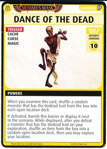 Pathfinder Adventure Card Game: Mummy's Mask –