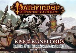 Pathfinder Adventure Card Game: Rise of the Runelords – Adventure Deck 4: Fortress of the Stone Giants