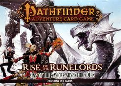 Pathfinder Adventure Card Game: Rise of the Runelords – Adventure Deck 5: Sins of the Saviors