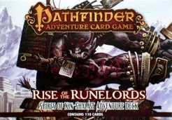 Pathfinder Adventure Card Game: Rise of the Runelords – Adventure Deck 6: Spires of Xin-Shalast