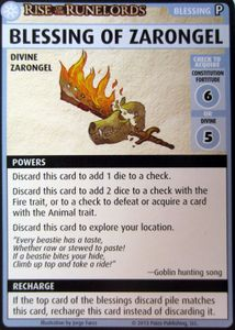 Pathfinder Adventure Card Game: Rise of the Runelords –