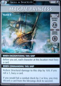 Pathfinder Adventure Card Game: Skull & Shackles –