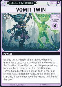 Pathfinder Adventure Card Game: Skull & Shackles –