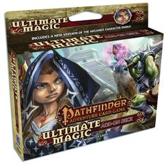 Pathfinder Adventure Card Game: Ultimate Magic Add-On Deck