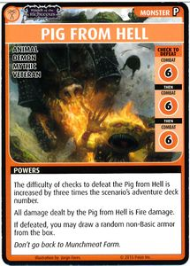 Pathfinder Adventure Card Game: Wrath of the Righteous –