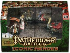 Pathfinder Battles: Iconic Heroes Set 3