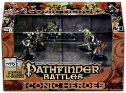 Pathfinder Battles: Iconic Heroes Set 4