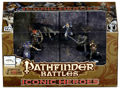 Pathfinder Battles: Iconic Heroes Set 5