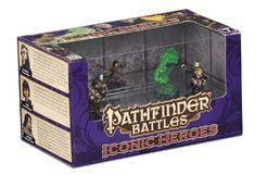 Pathfinder Battles: Iconic Heroes Set 7